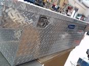 KOBALT TOOLS Tool Box DIAMOND PLATE TRUCK TOOL BOX
